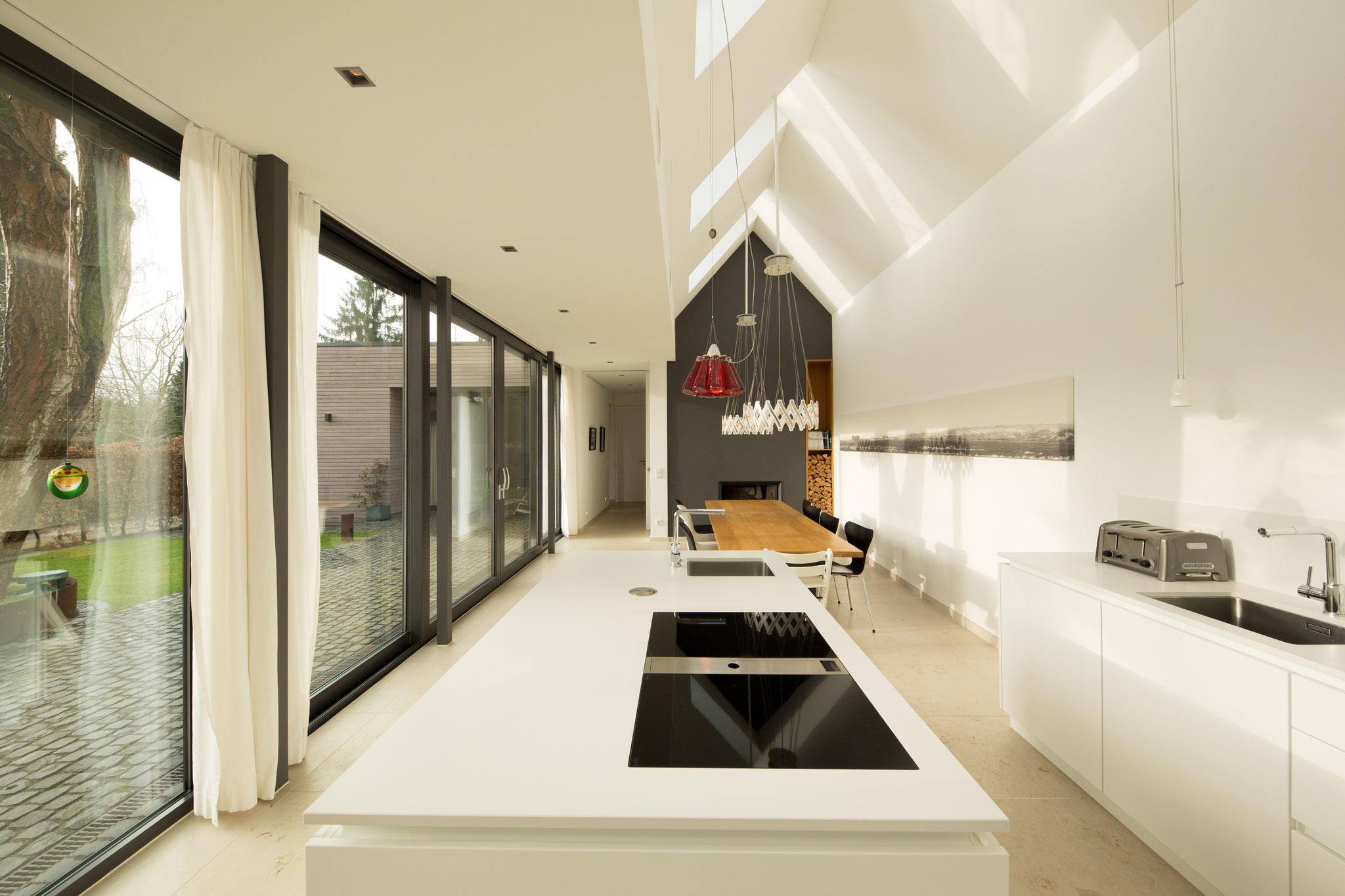 Anbau und Sanierung eines Wohnhauses, Celle   Hartmut Bade Architekt