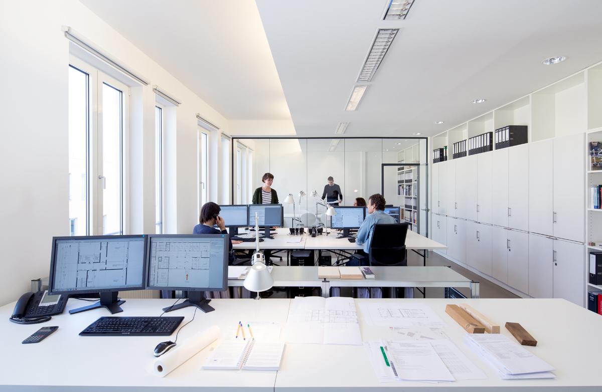 Hartmut Bade Architekt Hamburg Büro