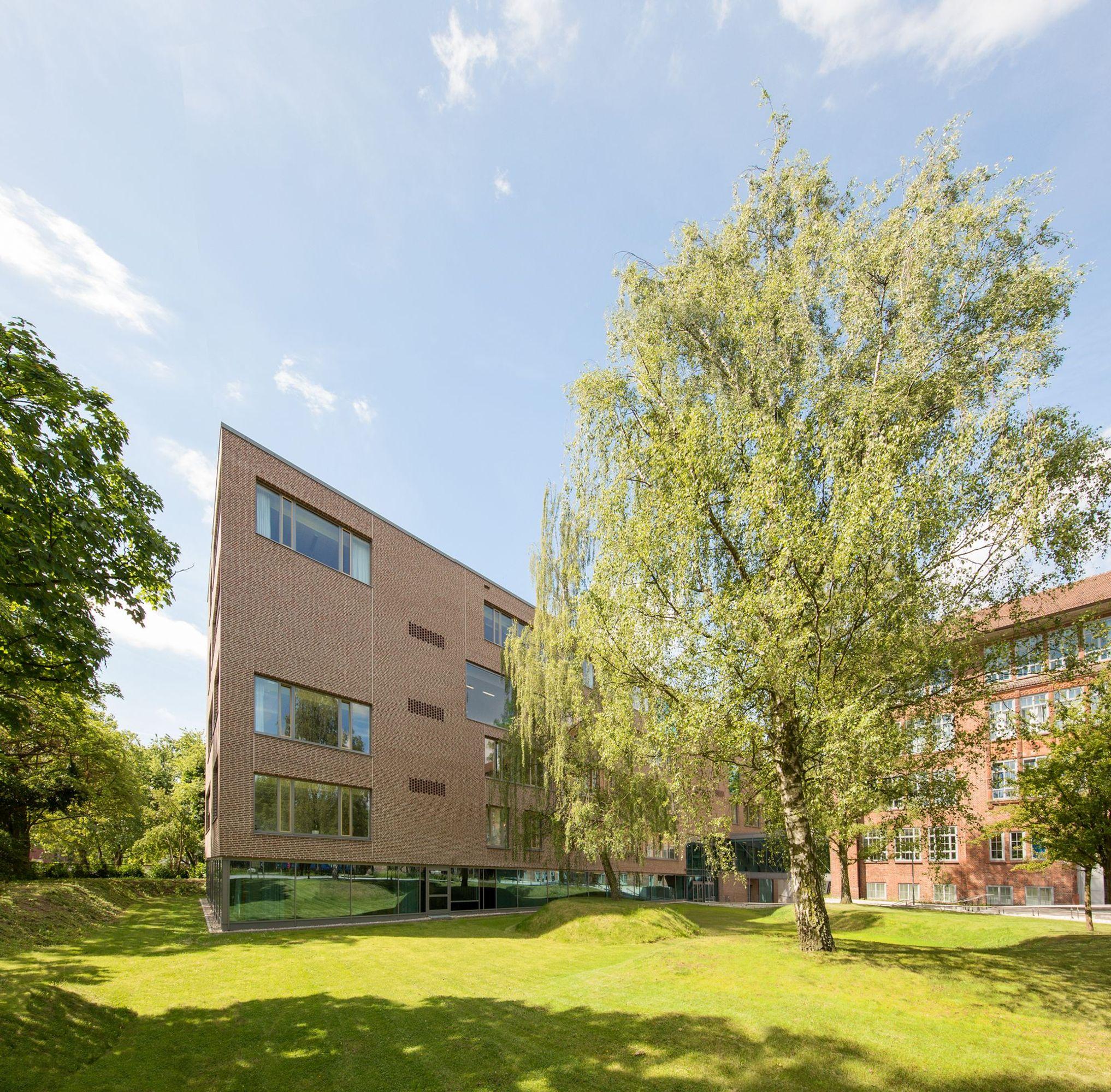 Berufsschule Burgstraße